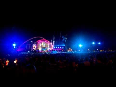 Robbie Williams @ Tallinn LIVE 20.08.2013