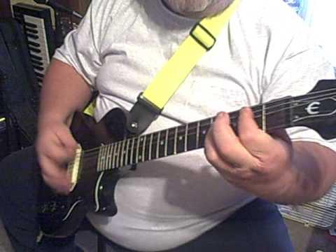 Rocky Mountain Way Joe Walsh Guitar Lesson Youtube