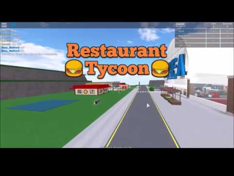 Roblox Restaurant Tycoon - Money Hack