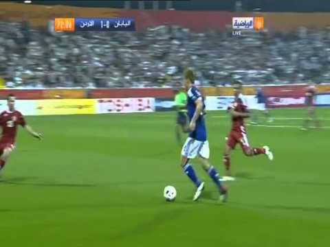 Jordan vs. Japan - AFC Asian Cup 2011 - 2nd Half
