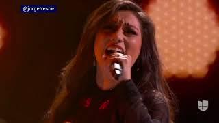 Baixar Fátima Poggi - Entre tu cuerpo y el mío ( Reina de la Canción | Univision )