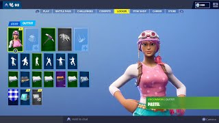 the new pastel skin gameplay on fortnite add me and join us usecode - pastel fortnite ski