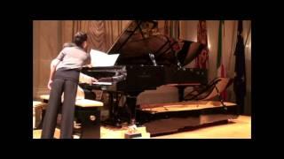 """Silvio Celeghin plays Schumann op.60 n.2 with Doppio Borgato in """"Gran Teatro La Fenice"""" - Venice"""