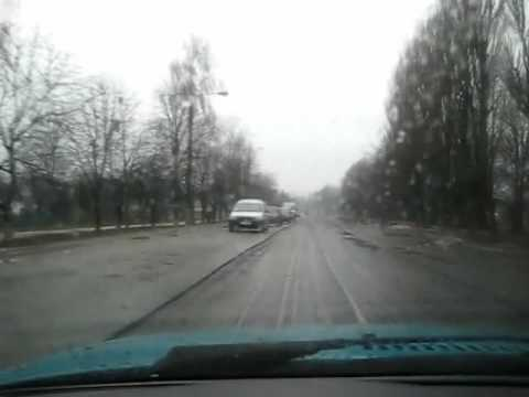 Road to Vasilkov
