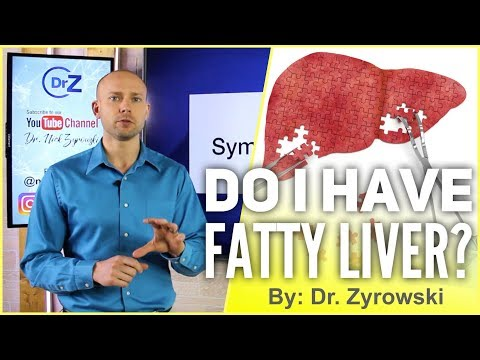 Symptoms Of Fatty Liver | Warning Signs