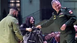 Армия России облачится в одежду от Тимати ?