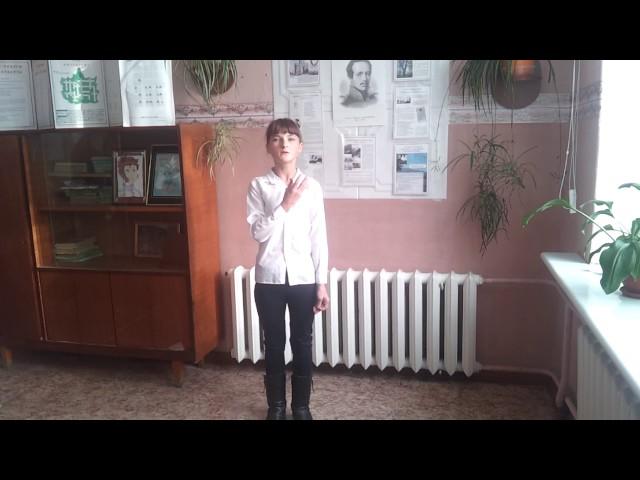 Изображение предпросмотра прочтения – ОльгаГумённая читает произведение «Мой дом» М.Ю.Лермонтова