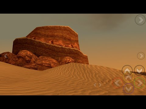 RoSA Project - Desert Preview[GTA SA ANDROID]