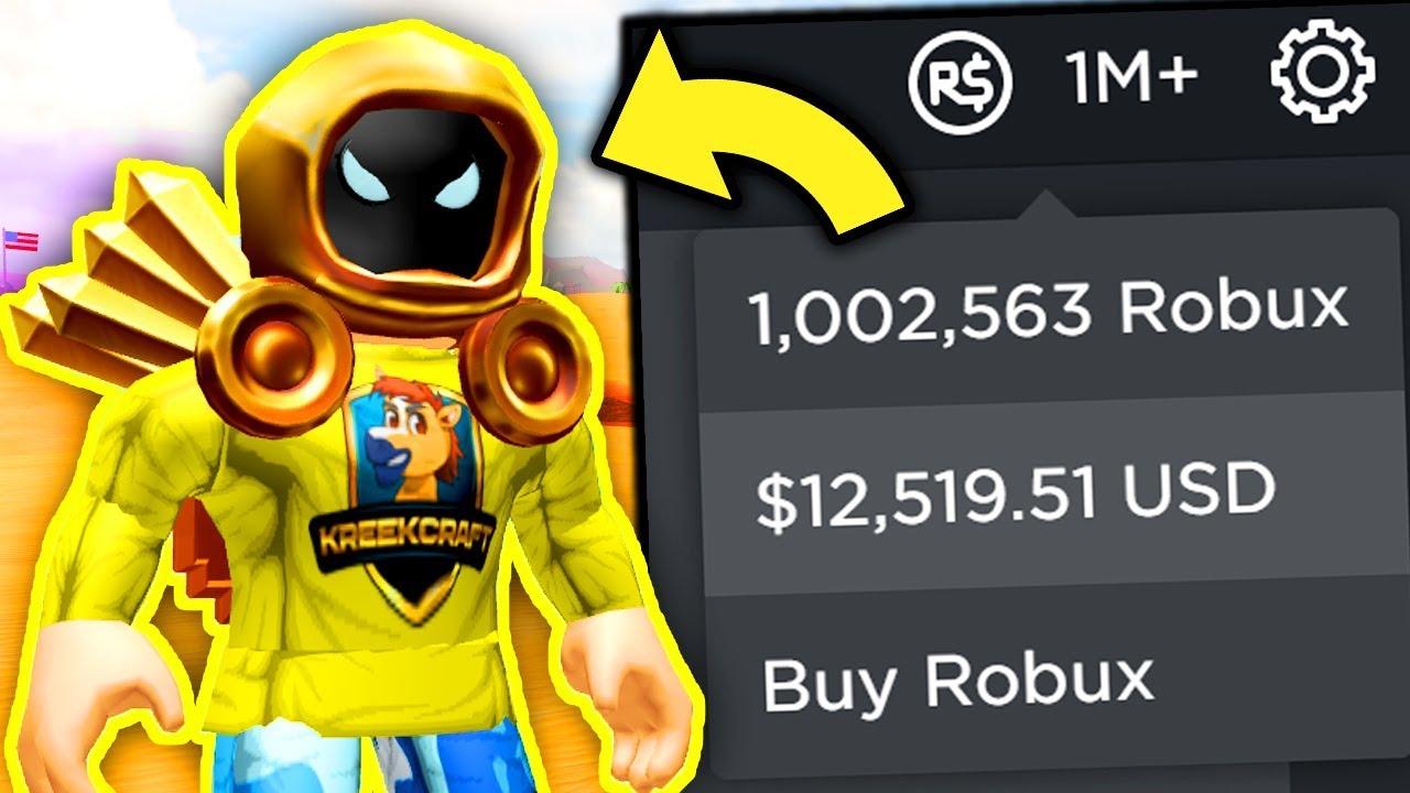 I Won Rb Battles 1 Million Robux Do I Buy A Dominus