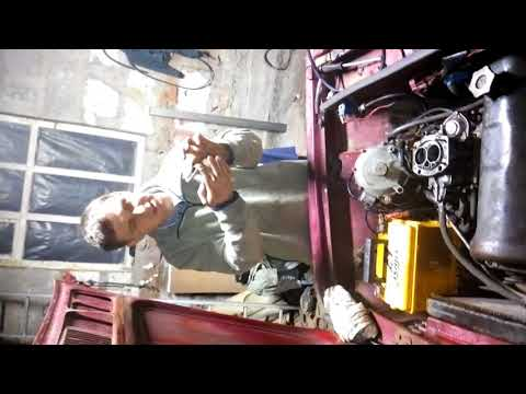 Замена переднего сальника коленвала ВАЗ 2101 07 классика