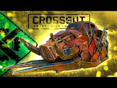 """НОВАЯ КАБИНА """"БИВЕНЬ"""" • Crossout • 0.9.30"""