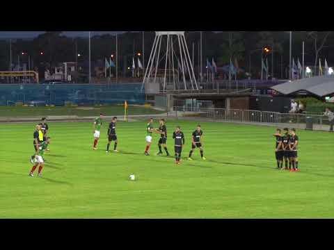 Highlights: NPL Men Round 1 Marconi Stallions vs Sydney United 58 FC v5