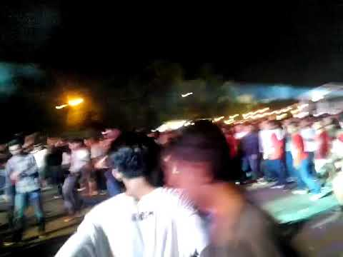 FSTVLST-HARI TERAKHIR PERADABAN. PECAHHHH MOSHPIT MOSHING POGO.at Mandala Krida 25 Oktober 2017
