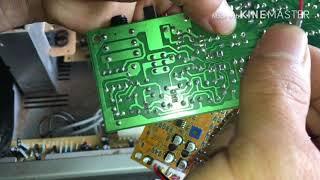 Âmply lắp Mạch Chống Hú Míc và chế độ Echo Reverb mới