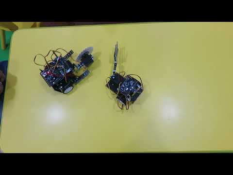 Bhagubali 1 War - Robotics Training At Time Master