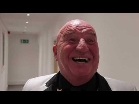 DAVE COURTNEY  ANTHONY JOSHUA BELIEVE ME IS ONE OF THE BEST HEAVYWEIGHTS I'VE EVER SEEN TRUST ME