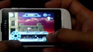 Alcatel Onetouch Glory 918n Games
