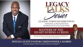 Legacy Talks Series- Christopher Harris