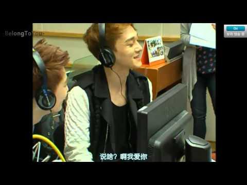 【BTU出品】130530 KBS Kiss The Radio EXO (Full) [中字]