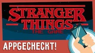 Stranger Things als Retro-Spiel & Gefährliche Pandemie | Appgecheckt #7