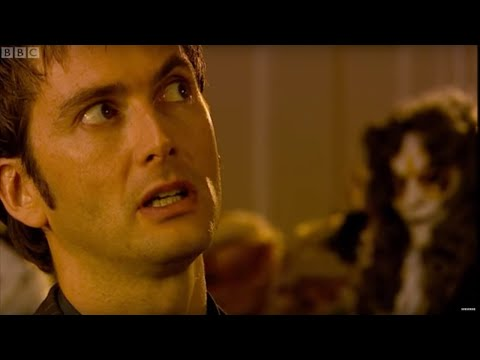 Smashing Through The Time Window - The Girl in the Fireplace - Doctor Who - BBC