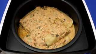 Рецепт приготовления голубцов по-домашнему в мультиварке VITEK VT-4209 BW