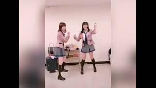 【Tik Tok】わいわいHKT48 さっしー、さくら、める、村重