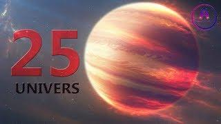 25 Cele Mai INTERESANTE Lucruri Despre UNIVERS
