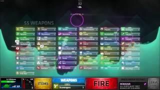 ShellShock Live: Rvas' Level 100 Game + EXTREME EMPs Fireworks!