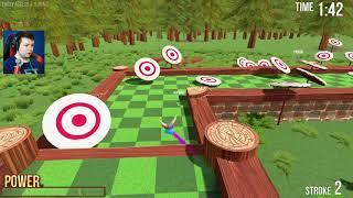 Golf With Your Friends - ZNOWU NAUSTAWIAŁ POD SIEBIE! | Swiatek6, DonDrake, Ulaśka, Vertez