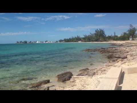 Lazy Sunday Drive From Tarpum Bay To Governors Harbour, Eleuthera