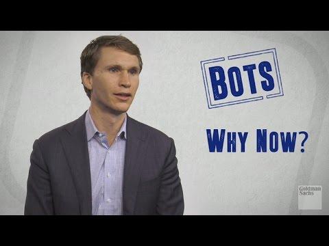 Buzzwords - Bots: Goldman Sachs' Jesse Hulsing