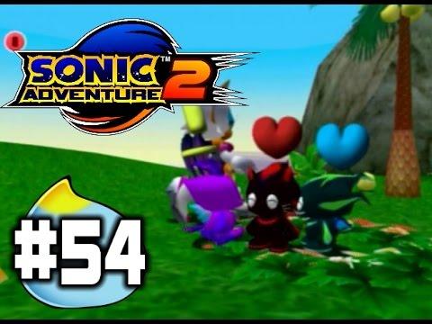 Sonic Adventure 2 Battle Chao Garden Part 54 Youtube