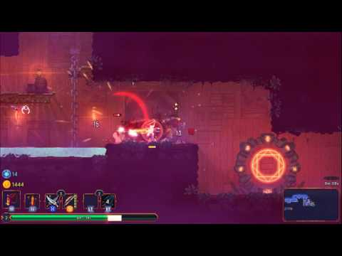 Dead Cells, the furthest I have gotten