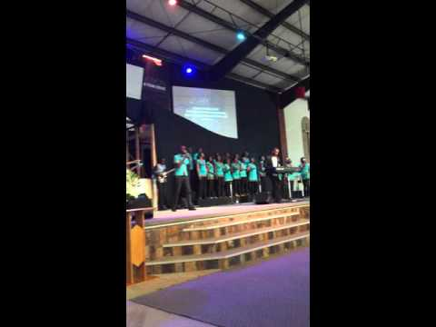 CLA-Nyarutarama Sunday Service 22nd Nov 2015