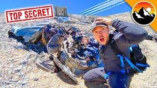 Area 51 Plane Crash - WE FOUND IT!
