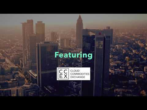 Startup profile: CCEX Cloud Commodities Exchange