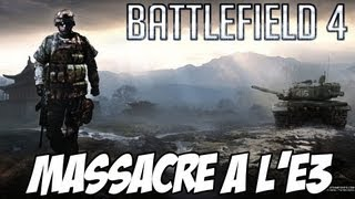 Gameplay Battlefield 4: J