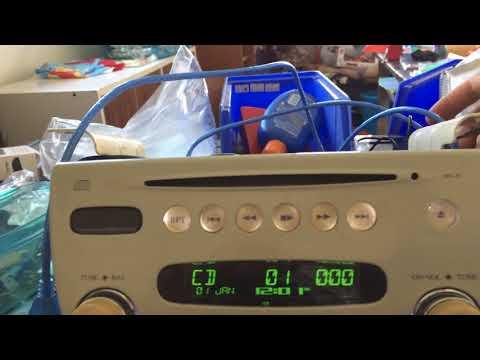 Radio nissan figaro thailand