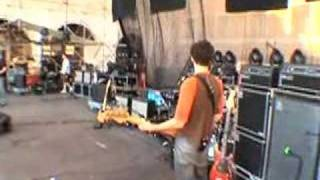 Coldplay - Gravity Soundcheck (24th June 2003)