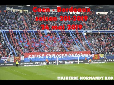 Ambiance Caen - Bordeaux 2018-2019