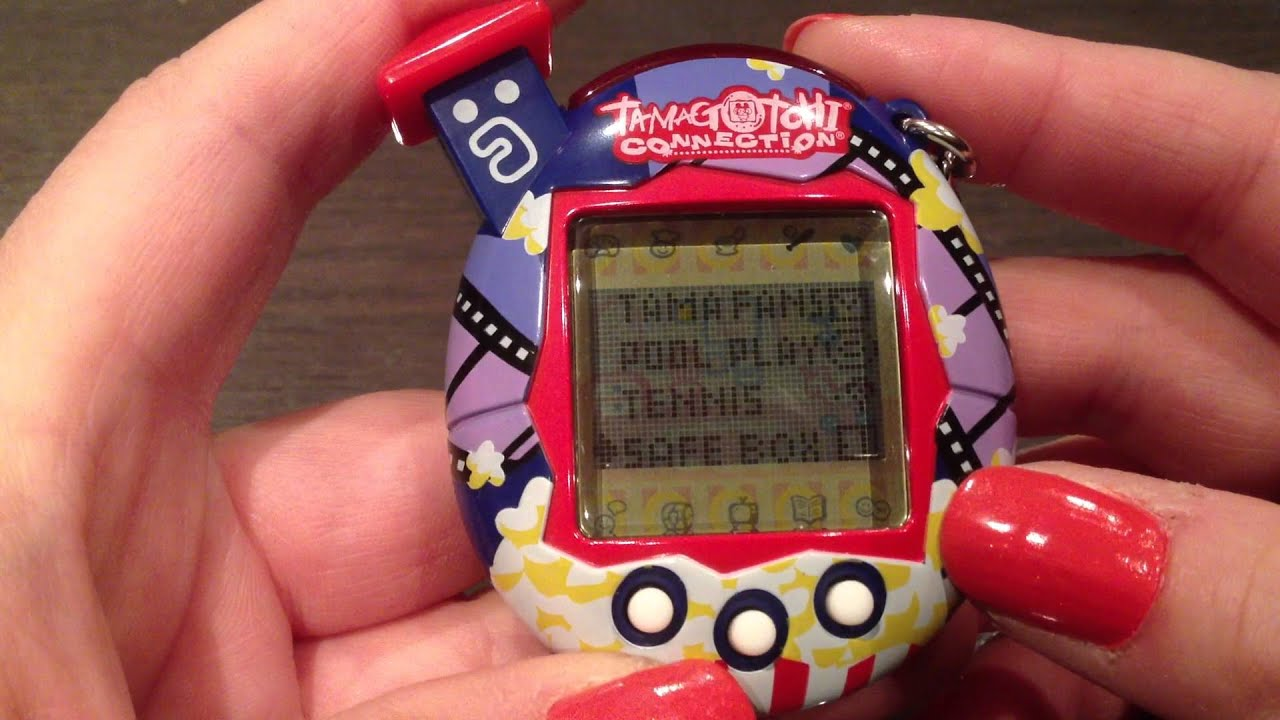 Introducing the tamagotchi v55 youtube geenschuldenfo Image collections