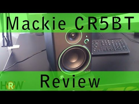 Mackie CR5BT review
