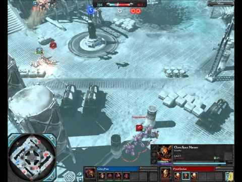 Dawn of War 2 Retribution Semi Finals Game 3 |