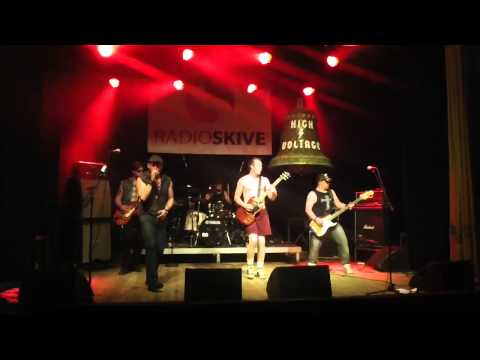 High Voltage acdc jam - Hells Bells