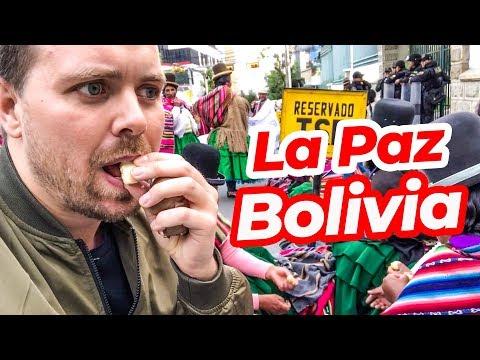 ¿REAL o MENTIRA? ¿Te quedas sin aire en La Paz, Bolivia?