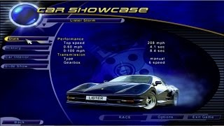 Need For Speed lll Hot Pursuit - Car Showcases (HD)