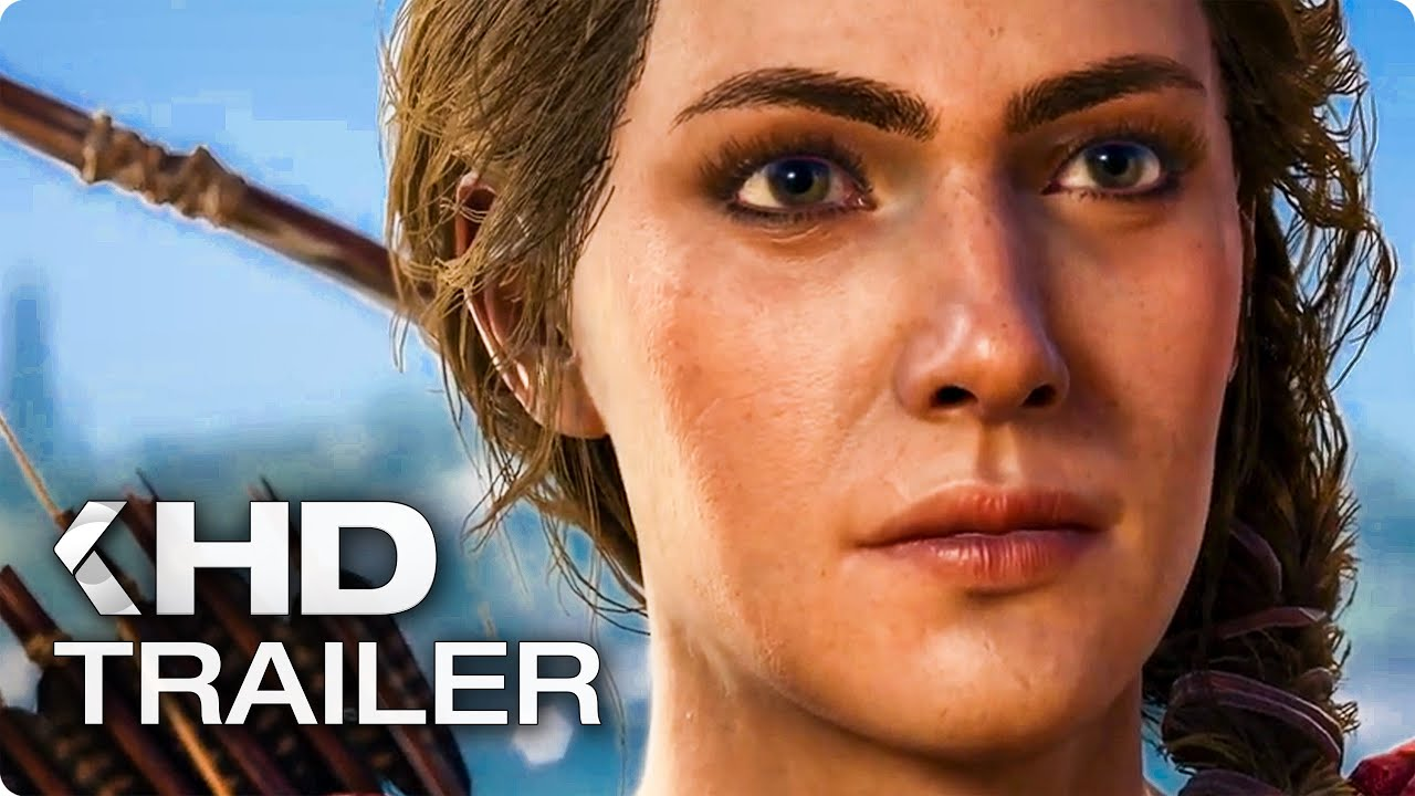ASSASSIN'S CREED ODYSSEY Gameplay German Deutsch (E3 2018)