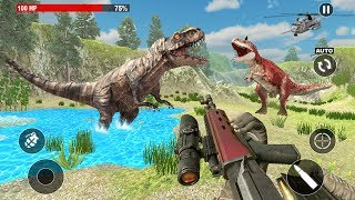 Dinosaur Hunter Survival Game 2018 (by MARTIL Games) Android Gameplay [HD]