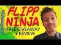 Flipp Ninja Review 💚 Free Giveaway 💚💚💚